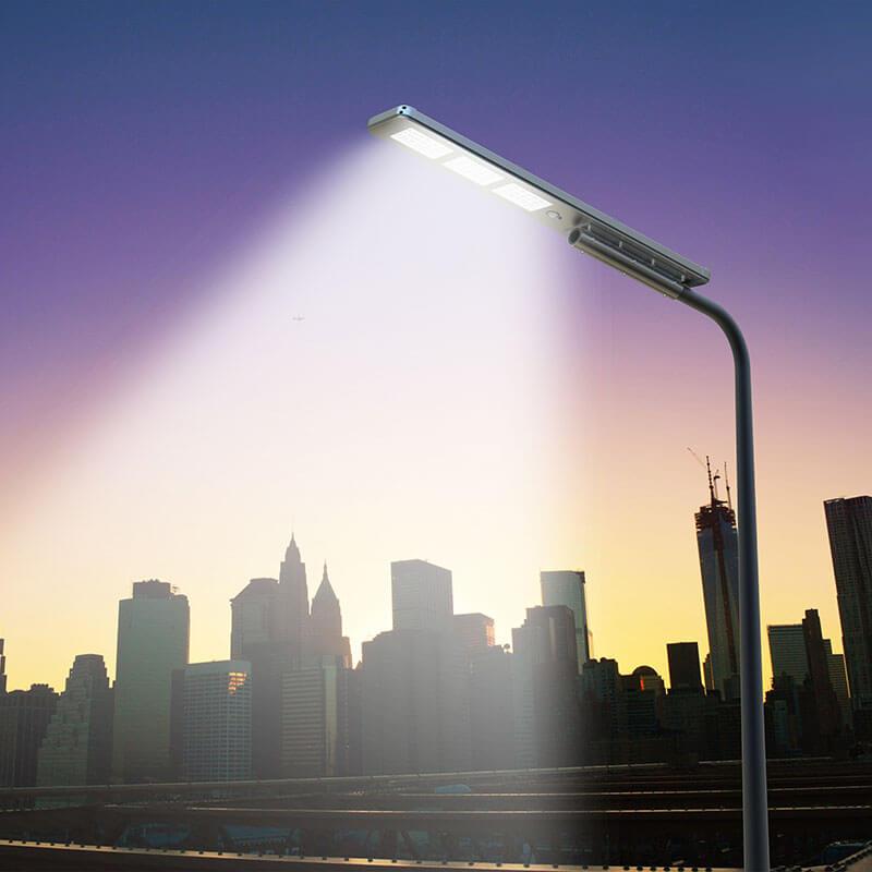 50 Watt Solar Street Light Supplier Solar Powered Led